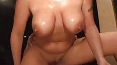 Young and Busty Fuck in The Bathroom - by TLH
