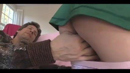 Sexy biracial female nude video