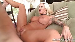 MILFGonzo Big titty Lolly Ink takes on a big dick