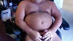 Sexy bear cumming 130619