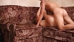Two Young Guys & Older Woman Threesome