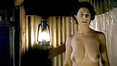 Belinda Stewart-Wilson Shows Her Big MILF Tits