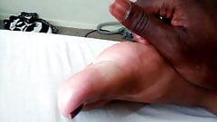 Tay's feet (sneaky footjob pt1)