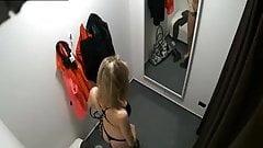 Hidden Cam in Changing Rooms