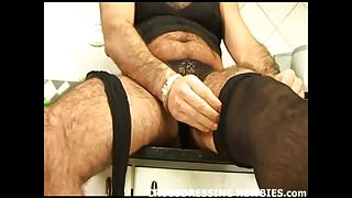I am looking forward to taking some cock while crossdressing