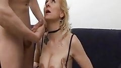 Italian busty mom teach..