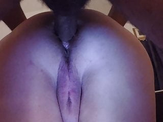 Cream Dripping Anal Pawg