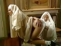 Nuns Play with Fists
