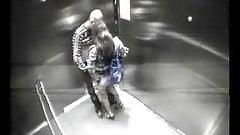 Elevator spy cam