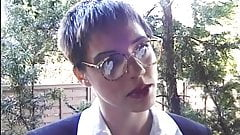 Claudia Anale - Four Eyed French Private Teacher