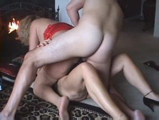 Mature Amateur Annke with stapon-trasgu