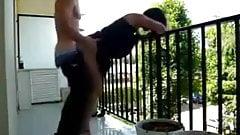 Balcony Sex