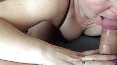 Sie lutscht halt gerne's Thumb
