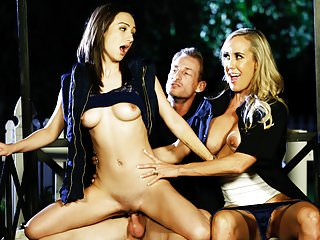 The Revenge Fuckfest Begin With Brandi Love Lily Jordan