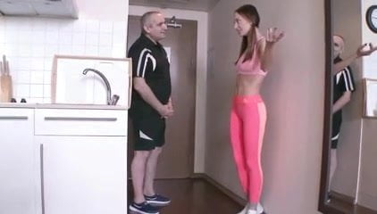 Free download & watch young fit babe with old guy          porn movies