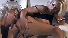 Blonde lesbians love to fuck