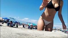 teen in bikini