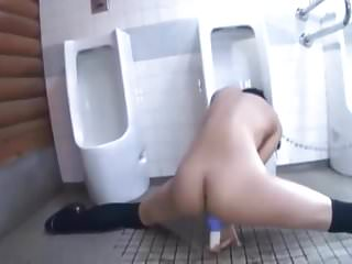 japanese girl used as urinal 3