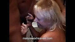 Granny's Best Friend Loves Black Dick Too
