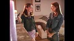 Fireside Pussy Licking Lesbians Charlie Laine Sarah Blake