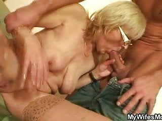 Porn-loving granny pleases NOT her son in law