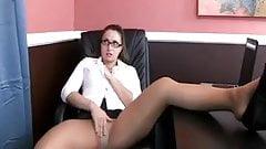 Video Pantyhose stepmom
