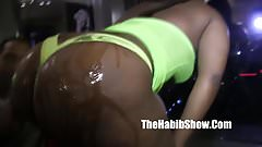 sexy thick chocolate Ambitious Booty fucked by bbc king krem