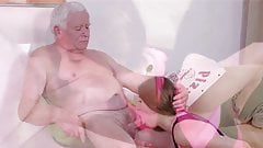 Rita and the old man