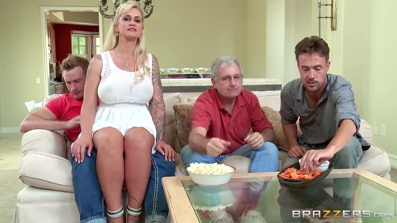 Brazzers - My Stepmom Bought Me a Stripper: Free HD Porn 96