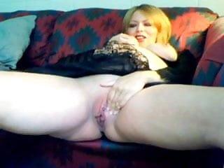 Sexy preg masturbates for cam double vibrator