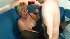 My Sexy Piercings Mature granny pierced nips and pussy's Thumb