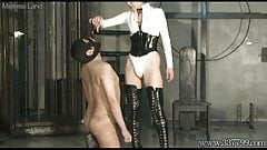 Japanese Femdom Shion dominates her slave training like a do