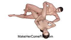 Afternoon Delight Spooning Sex Orgasm Variation