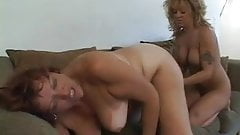 Mature Women with Younger Girls #10 - Scene 3
