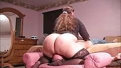 My love for bbw asslicking