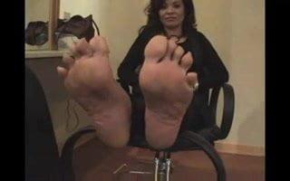 Feet guaranteed to make u cum!!!!