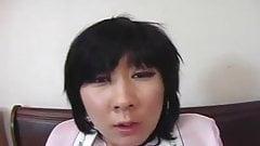 Korean girl got Japanese CHINPO -COCK- 2