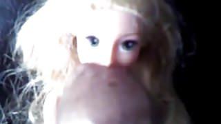 blowjob rapunzel doll
