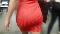 Gostosa de Vestido