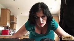 PASCALSSUBSLUTS - Montse Swinger whipped and ass slammed