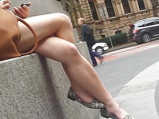 Bare Candid Legs - BCL#109
