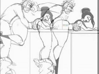 Audrina patridge nude comics - Bbw comic - big ass comic -big booty comic.5