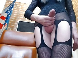 Sexy Teen in Stocking