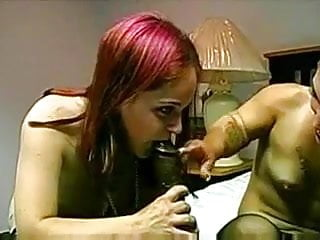 bj gidget and little friend and large black cock