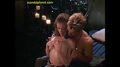 Alyssa Milano Nude Boobs In Poison Ivy 2 Movie