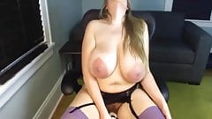 Huge tits mature natural
