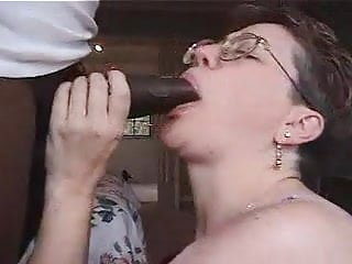 lovely granny getsfucked by black friend