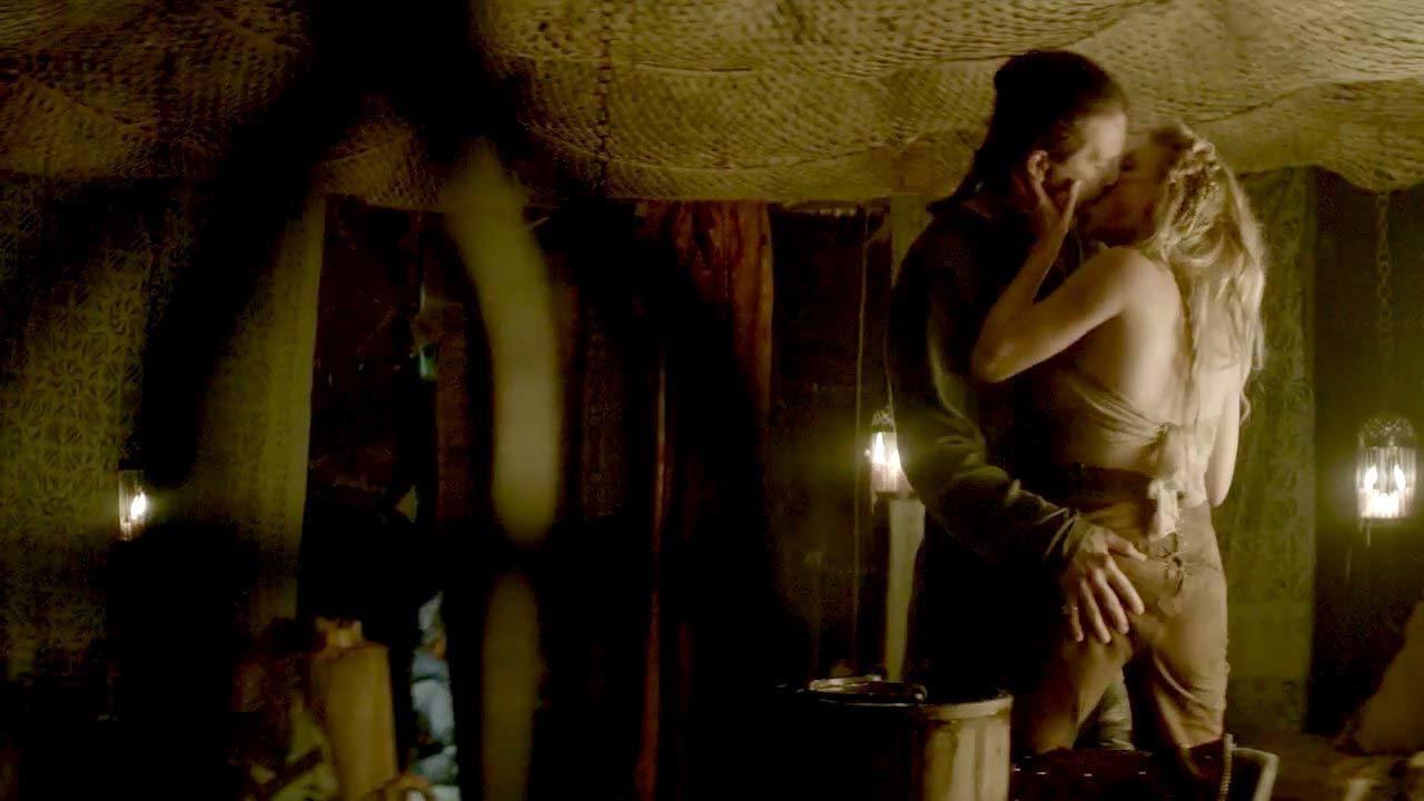 vikings sex winnick scene Katheryn