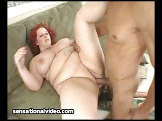 Busty BBW Takes On Ramons Huge Cock