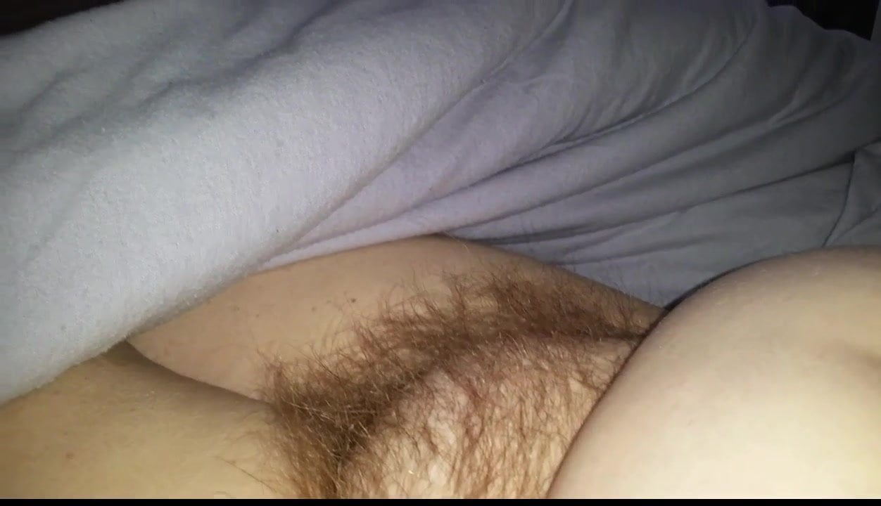 wifes super soft hairy pussy, belly, nipple